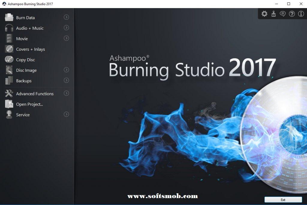 Ashampoo Burning Studio 2017 Crack