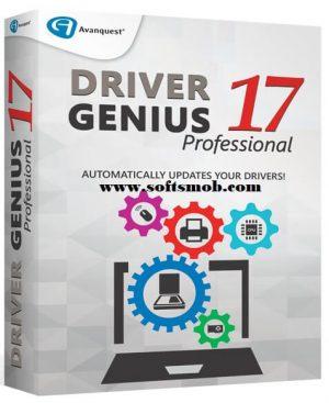 Driver Genius Pro 17 Crack & Serial Keygen Full Free Download