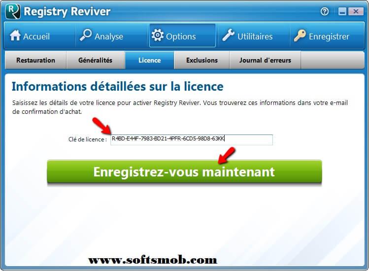 Driver Reviver 5.25.1.2 Key