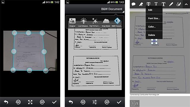CamScanner Phone PDF Creator v5.5.0.20180205 Apk