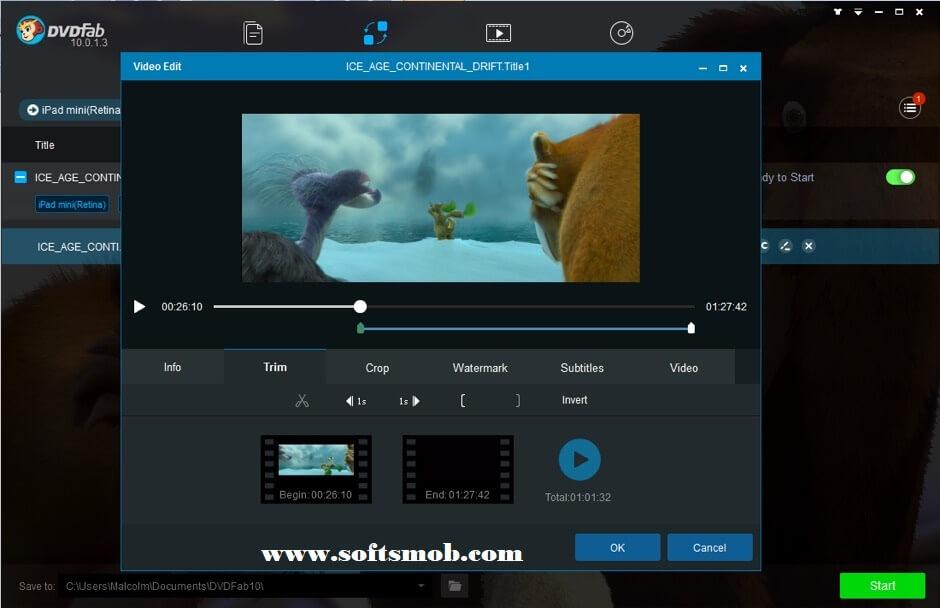 DVDFab 10.0.8 Key
