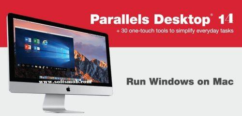 Parallels Desktop 14 Crack Incl Activation Key Mac Free Download