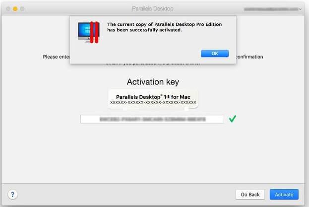 Parallels Desktop 14 Keygen