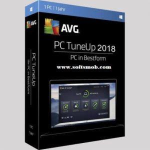 AVG PC TuneUp 2018 Full Key Crack + Serial Key (x86x64)