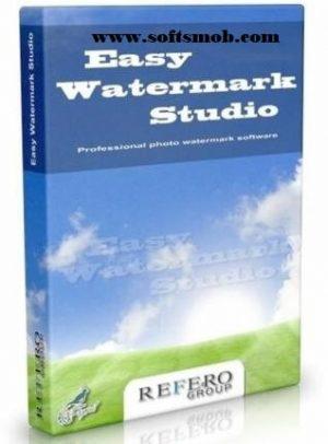 Easy Watermark Studio Pro 4 Crack & Serial Keygen Free Download