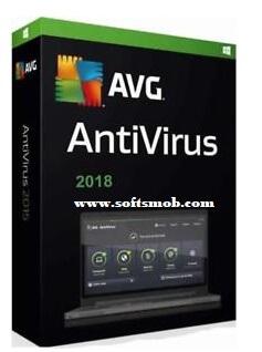 AVG Antivirus 2018 Crack