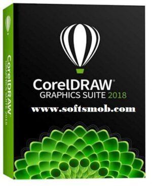 CorelDRAW Graphics Suite 2018 Crack + Keygen (x86-x64) Download