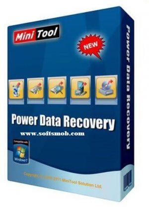 MiniTool Power Data Recovery 8.0 Crack + Registration Key [Latest]