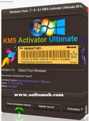 Windows KMS Activator Ultimate 2018 v4.0 Latest Free Download