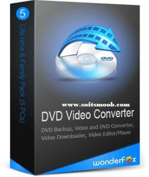 WonderFox DVD Video Converter 15 Full Crack With License Key [Latest]
