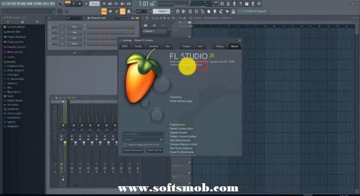 FL Studio 20.0.2.477 Keygen