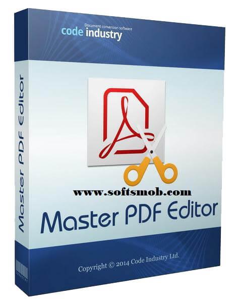 Master PDF Editor 5.0.28 Crack
