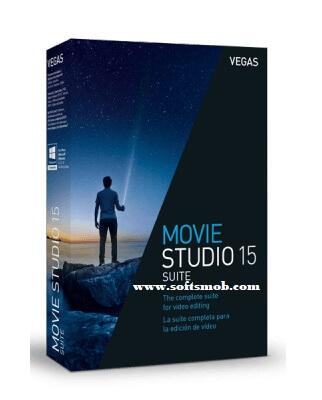 Vegas Movie Studio 15 Suite Crack