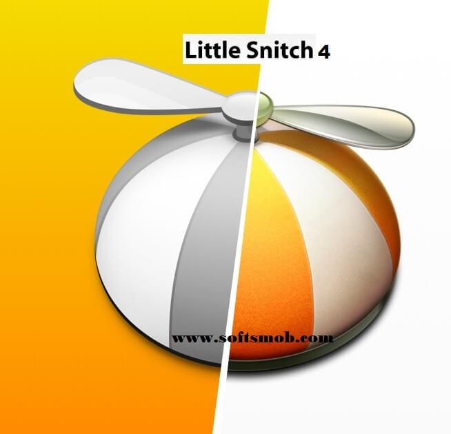 Little Snitch 4.1.2 Crack