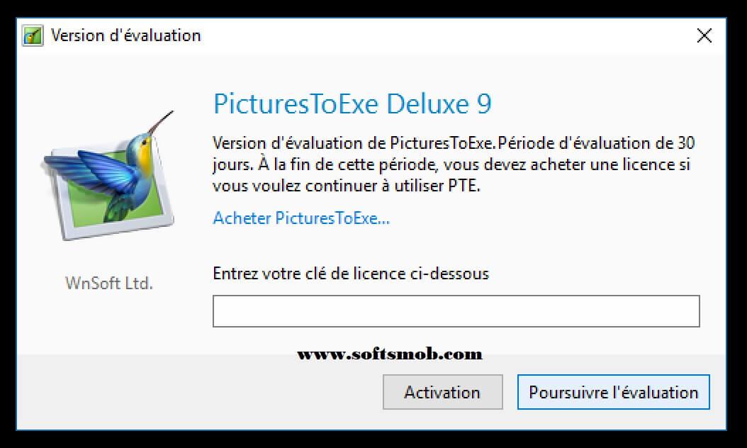 PicturesToExe Deluxe 9.0.19 Crack