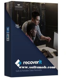 Wondershare Recoverit 7.3.1.10 Crack Mac Full Version Download