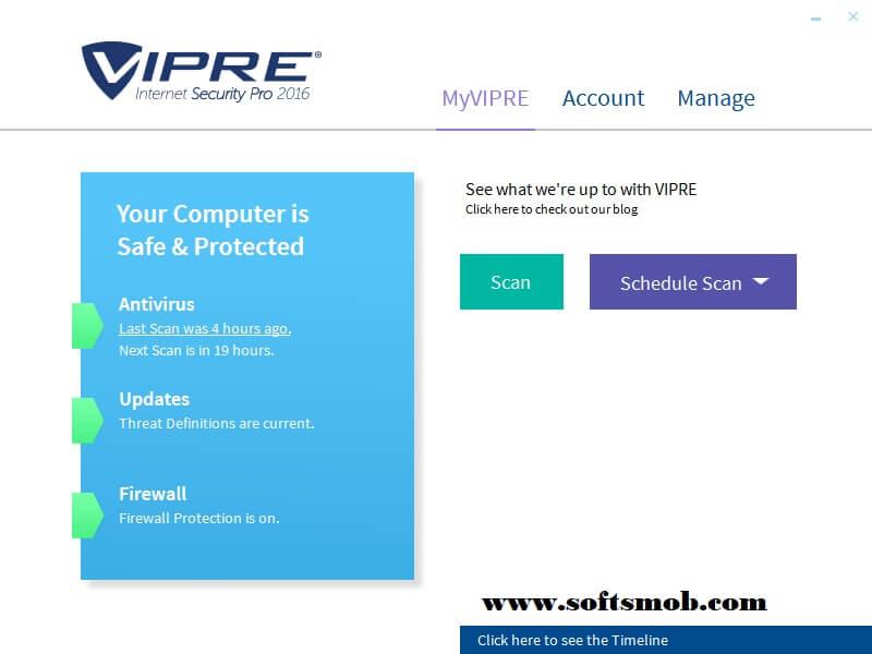 VIPRE Internet Security Serial Key