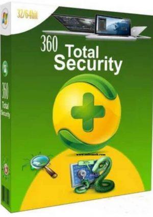360 Total Security 10.2.0.1197 Premium Crack + License Key 2018 Full Free