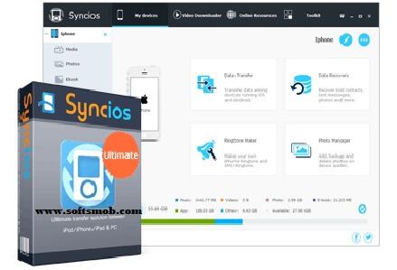 syncios ultimate registration key